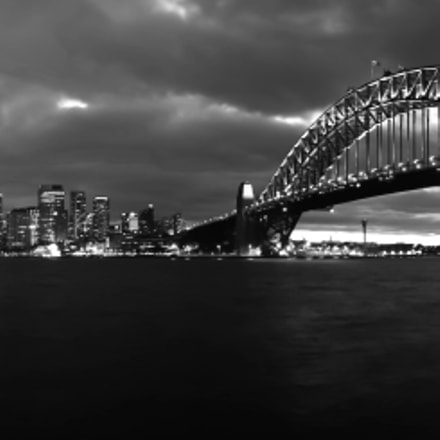 Sydney Skyline, Canon EOS 350D DIGITAL, Canon EF-S 17-85mm f/4-5.6 IS USM