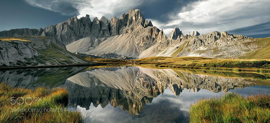 Mountain Lake by Kilian Schönberger on 500px.com