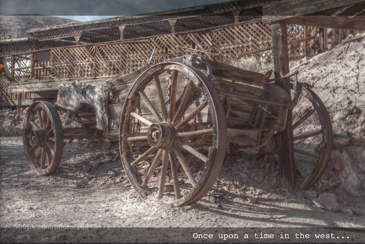 Photograph Once upon a time in the west... by Luca Gennari on 500px