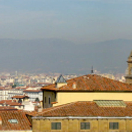 Florence, Italy, Canon POWERSHOT SD450
