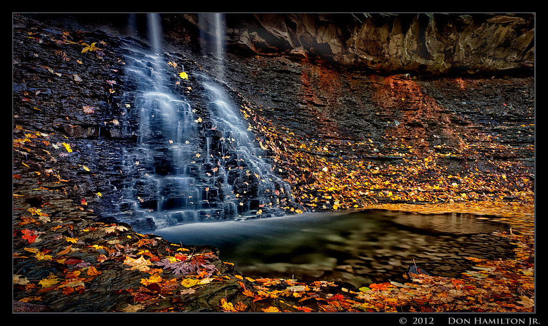 Photograph Cavern of Colors by Don  Hamilton Jr. on 500px