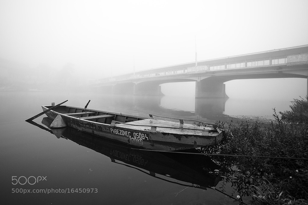 Photograph by the bridge by Wael Massalkhi on 500px