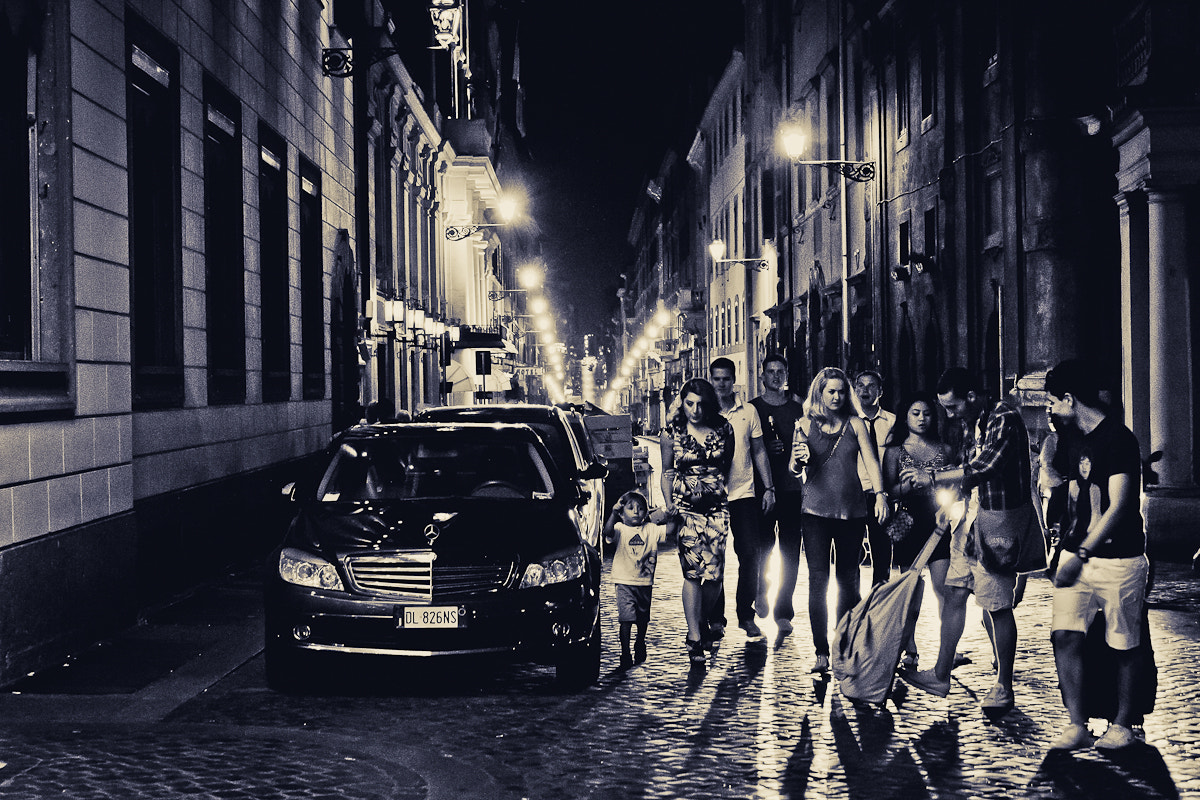 Photograph ROME - At Night by Dennis Mundt on 500px