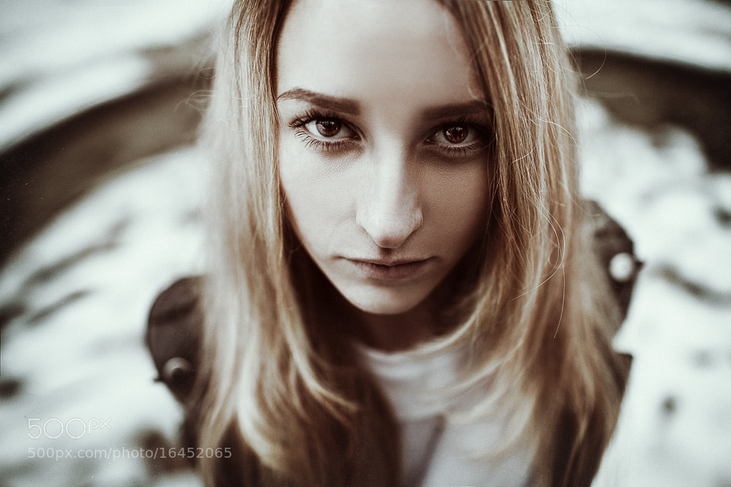 Photograph Veronika by Daniil Kontorovich on 500px