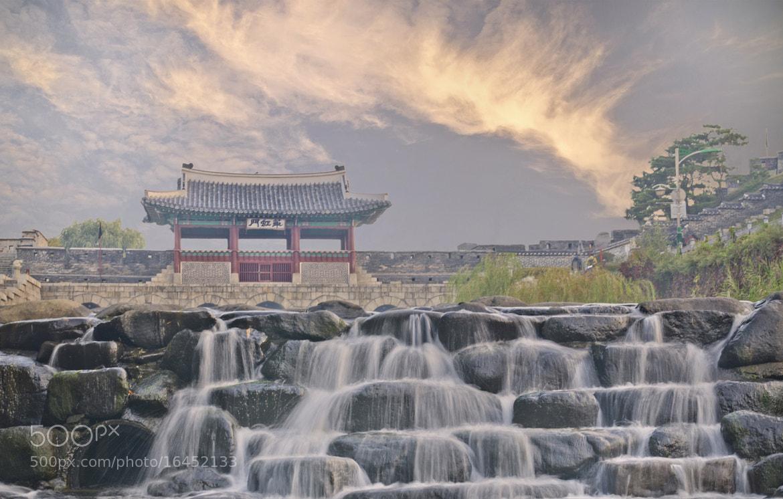 Photograph Hwaseong Fortress by waynekorea on 500px