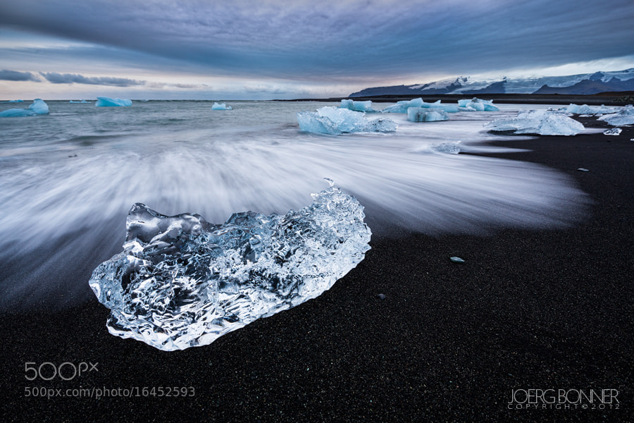 Photograph Beached Jewel by Joerg Bonner on 500px