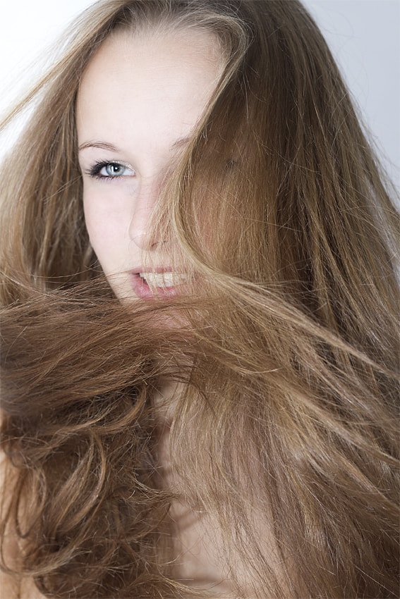 Photograph Hair by Chris Gebhart on 500px