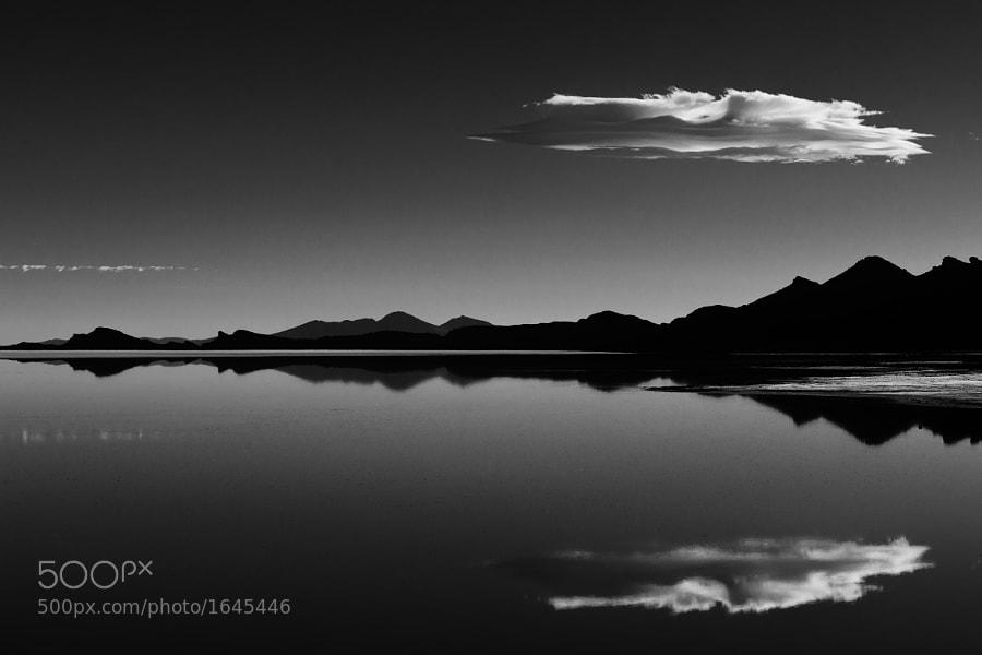 Cloud Reflection by carlos restrepo (carlosrestrepo) on 500px.com