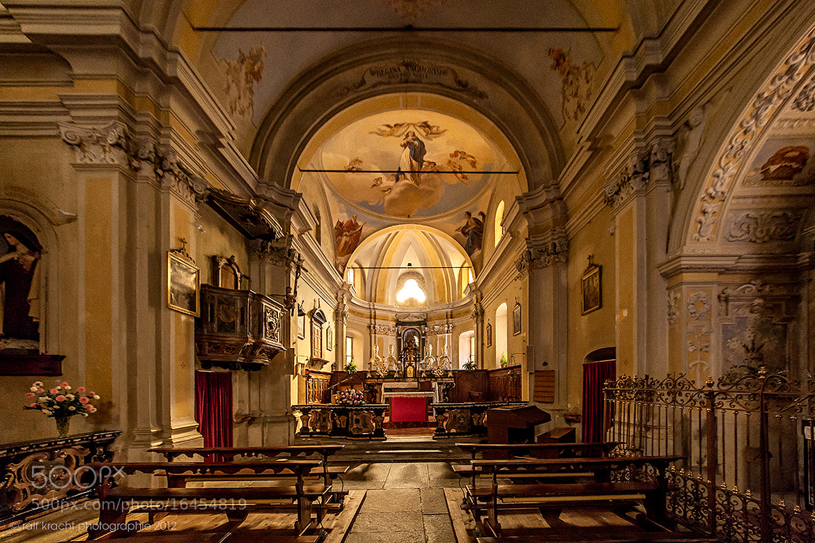 Photograph La chiesa di Lavertezzo by Ralf Kracht on 500px