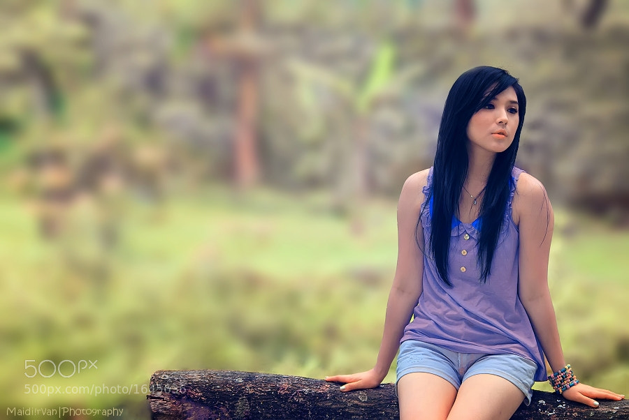 Photograph she's the one by Maidi Irvan on 500px