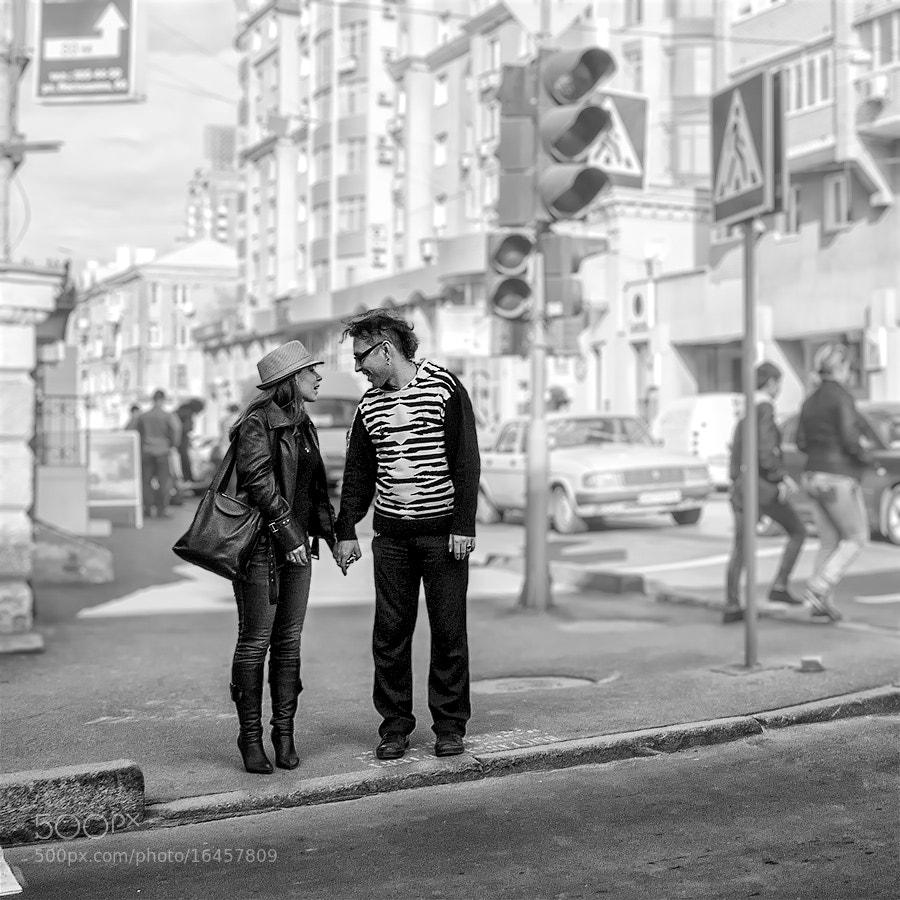 Photograph Talk to me, Baby... by Oleg Milyutin on 500px
