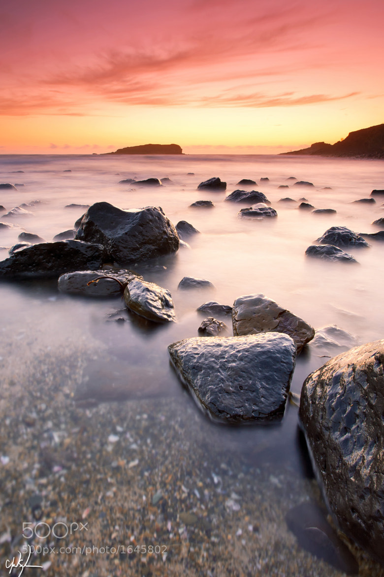 Photograph Fingal Head by Chad Solomon on 500px