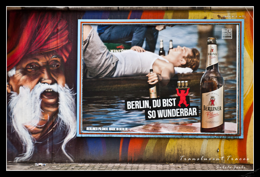 Photograph Berlin by Sabelo Jeebe on 500px