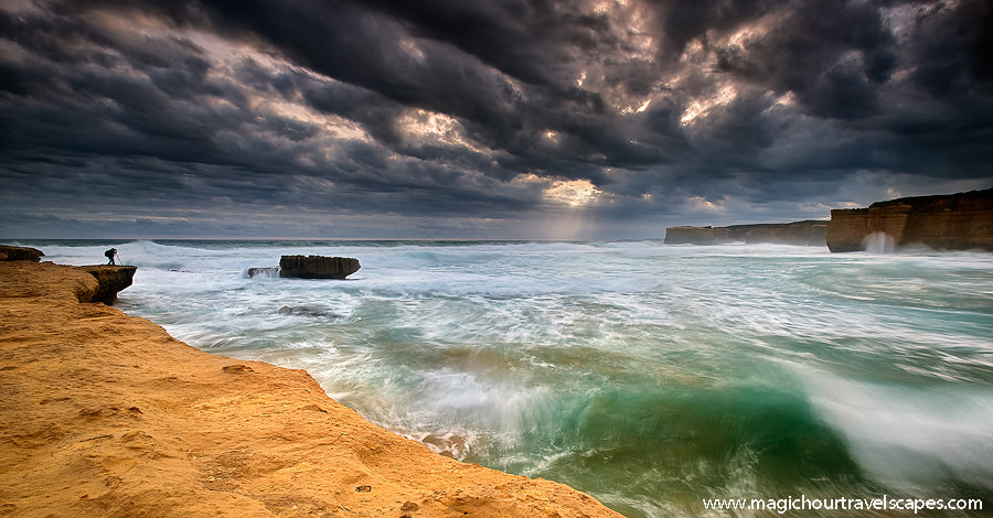 Photograph Shooting the Sea by Kah Kit Yoong on 500px
