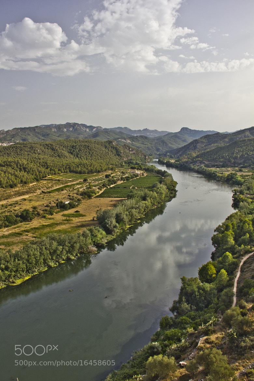 Photograph Rio Ebro by Oscar Ferreres on 500px