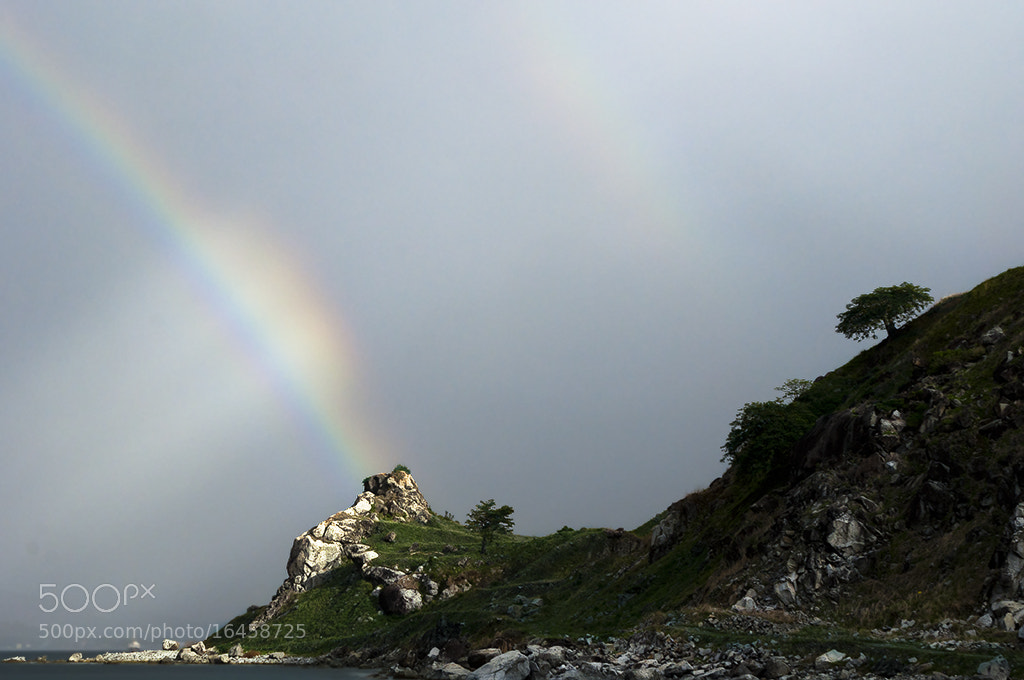 Photograph RAINBOW'S END by Olive Diane Baldago-Faustino on 500px