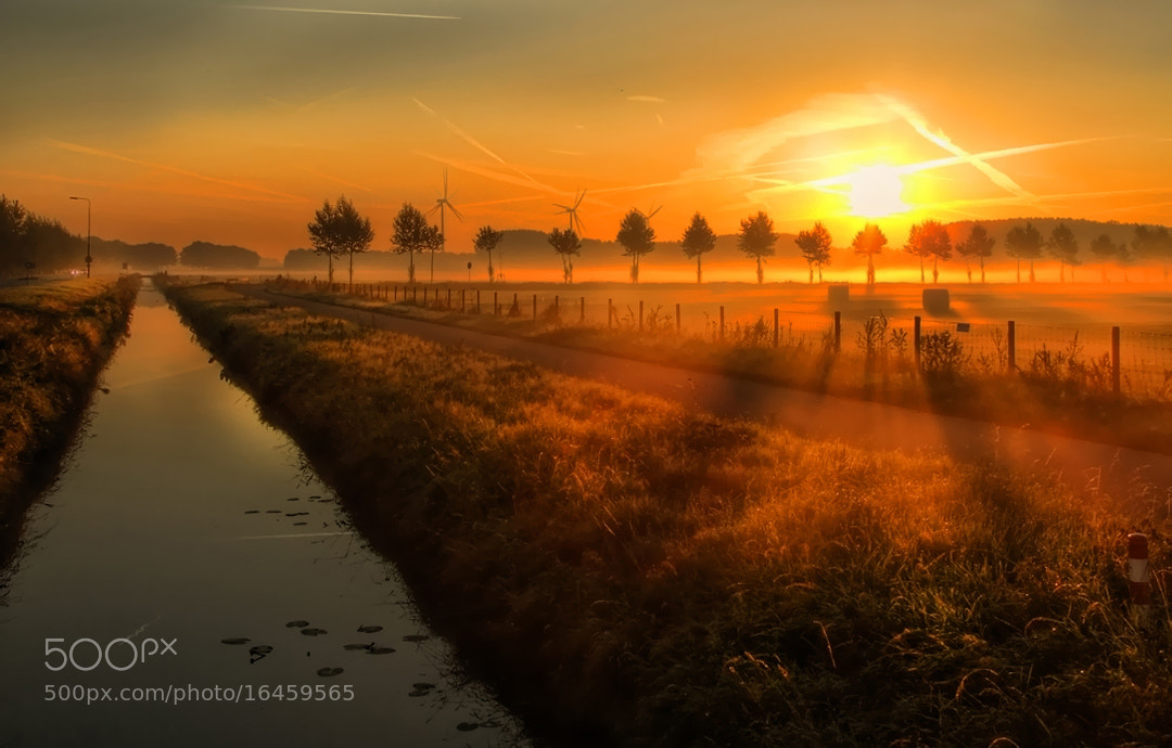 Photograph early by Patrick Strik on 500px