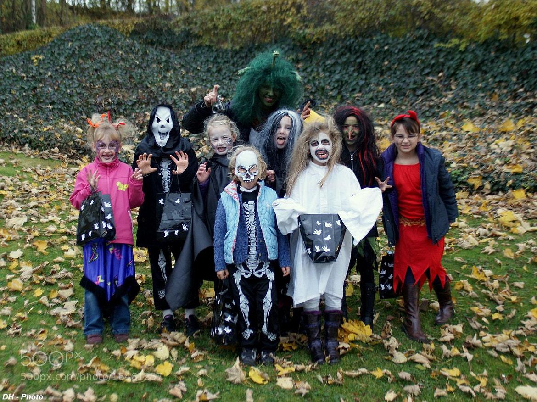 Photograph halloween children by Klaus Heinemann on 500px