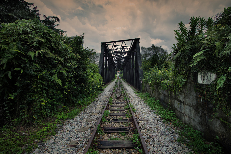 Photograph A Sense of History by WK Cheoh on 500px