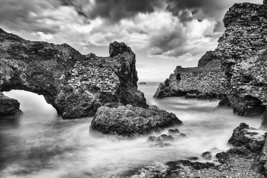 Dunbar rock inlet