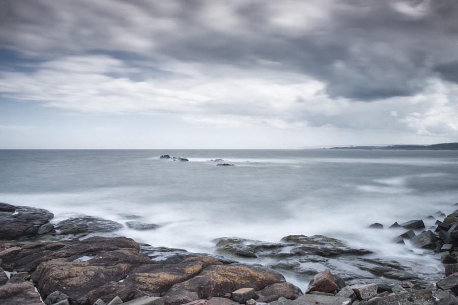 Dunbar seascape
