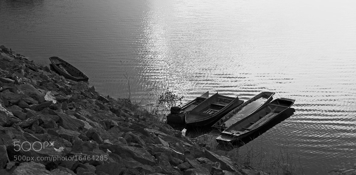 Photograph Boats by DEW SP on 500px