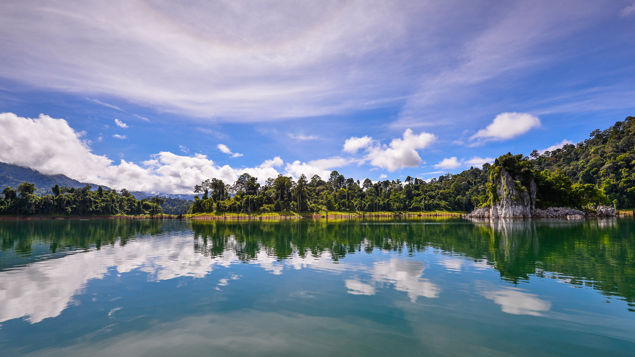 Photograph fine day at kenyir lake by Mk Azmi on 500px