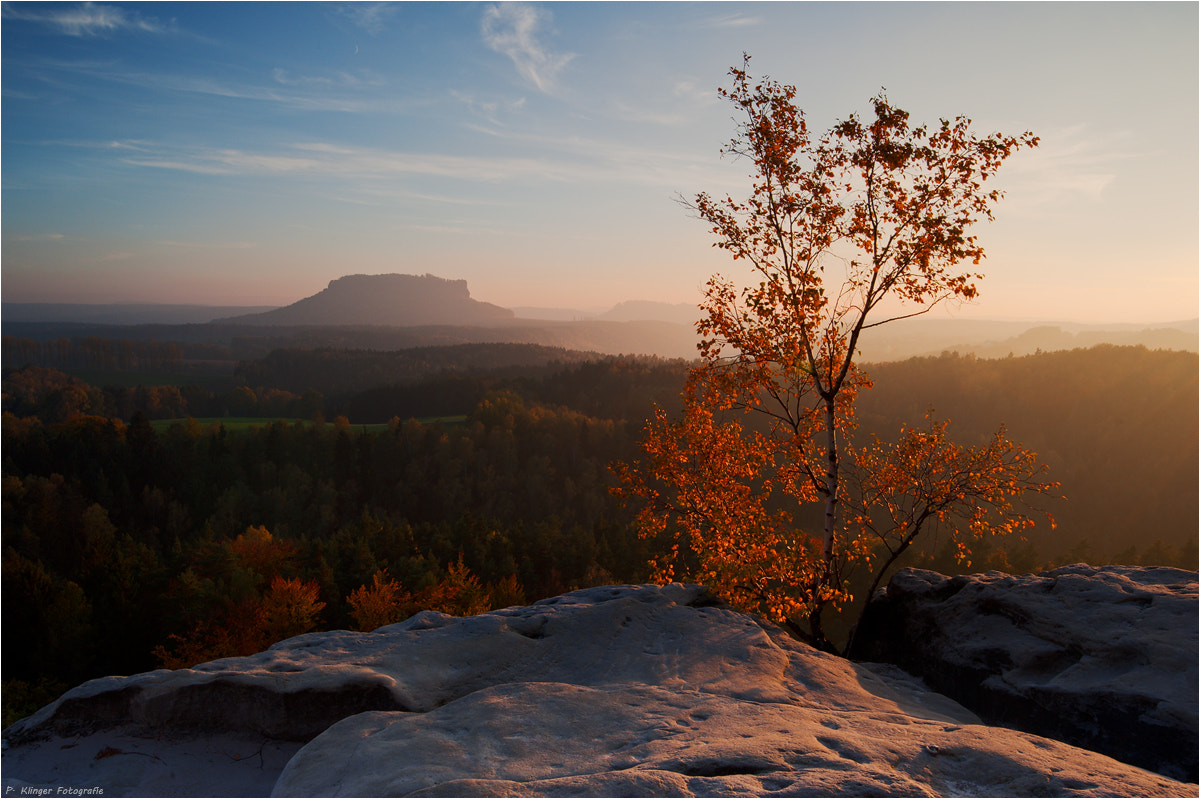Photograph Lilienstein by Philip Klinger on 500px