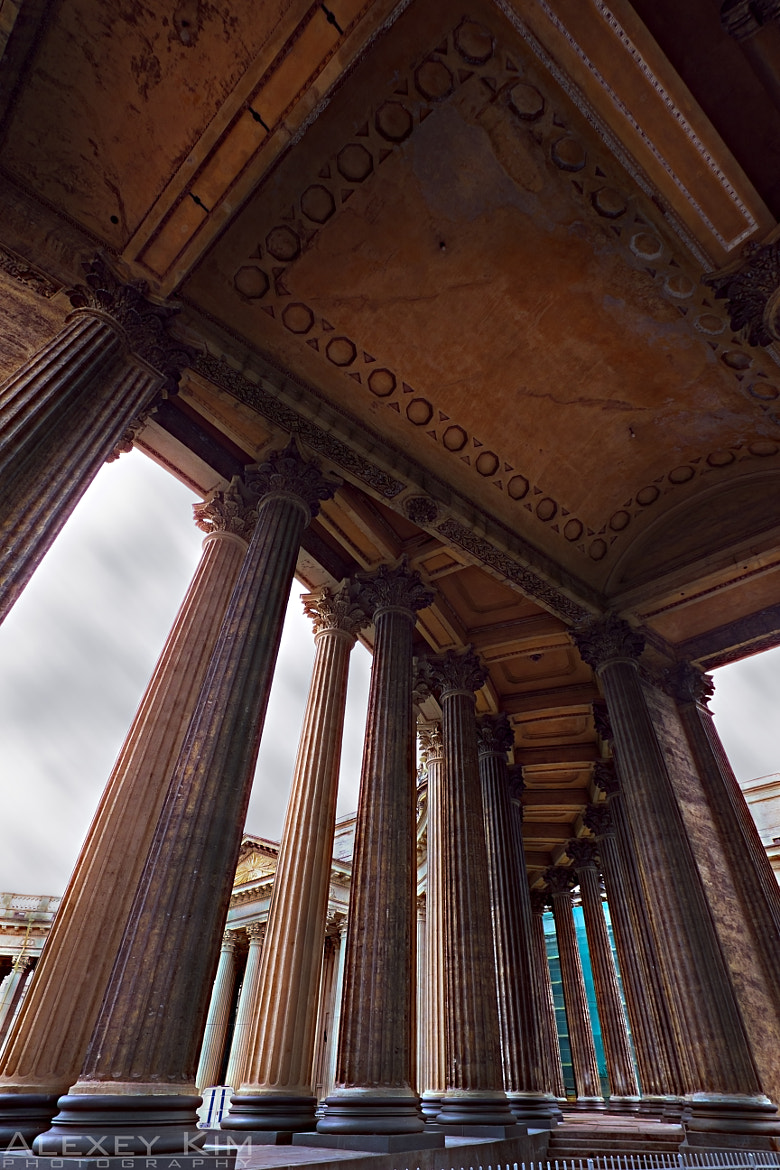 Photograph The colonnade by Alexey Kim on 500px