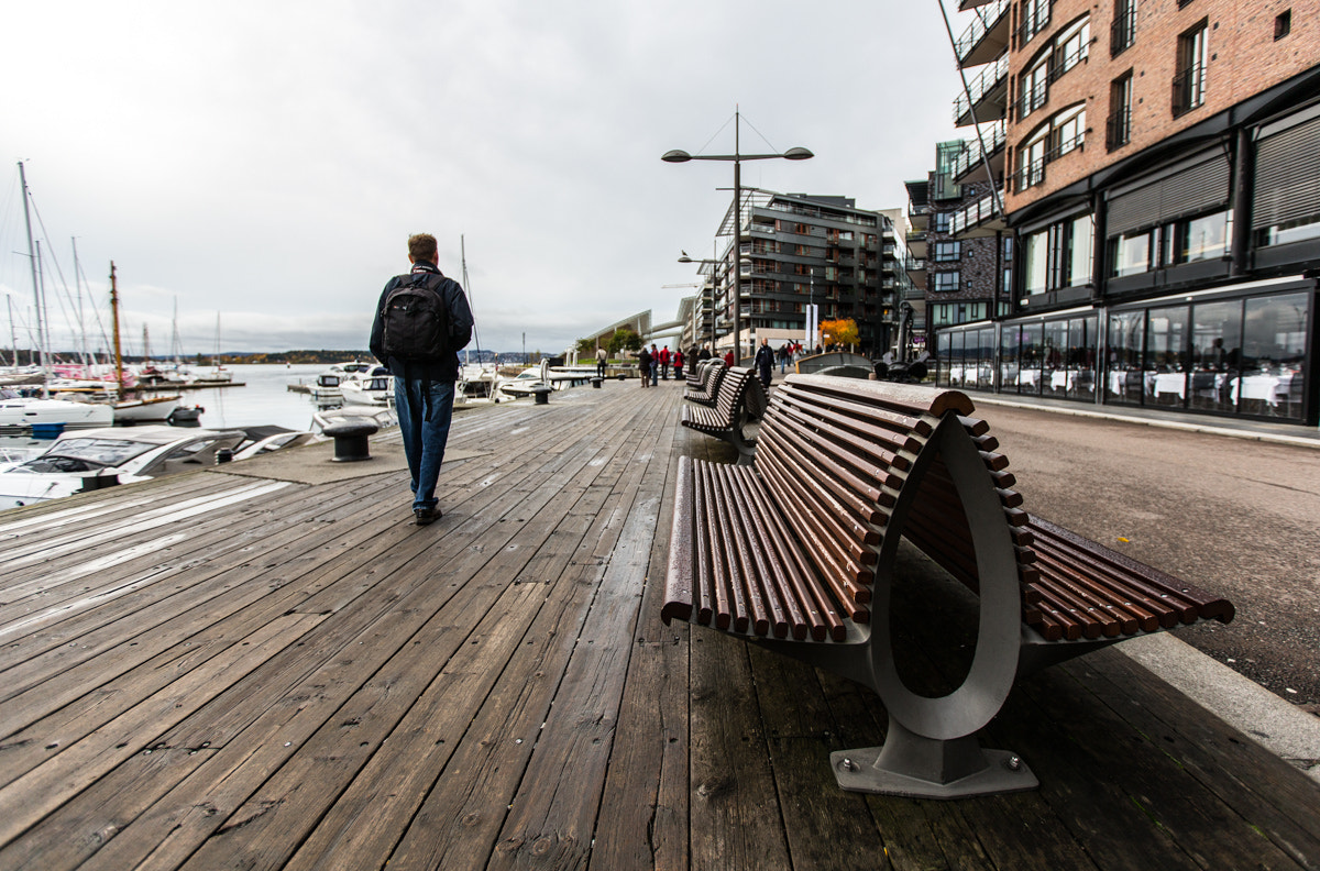 Photograph The Bench by Ove Bjerknes on 500px