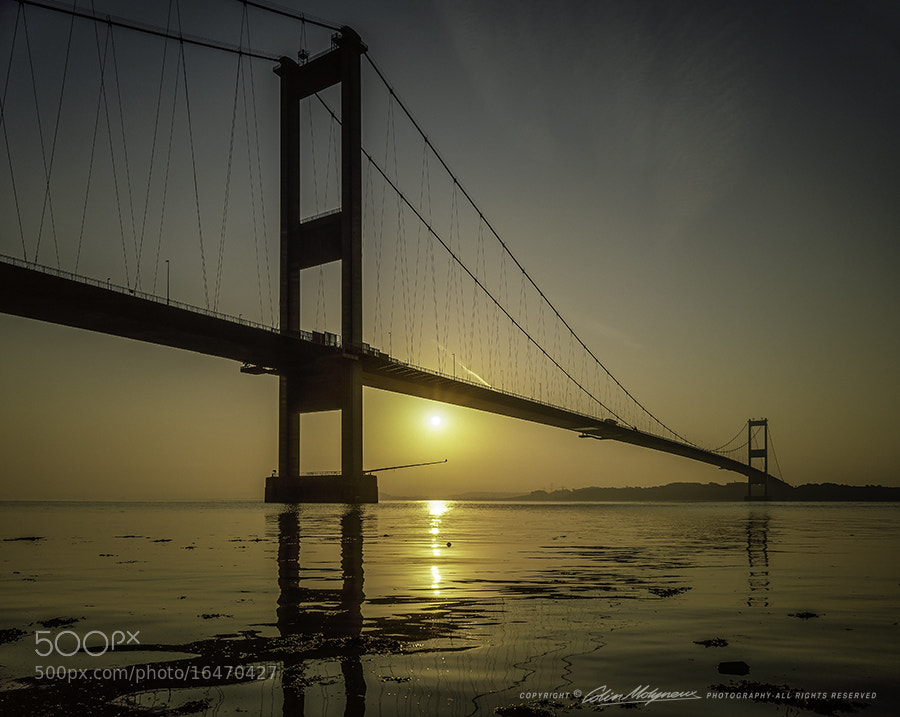 Photograph SEVERN BRIDGE by COLIN MOLYNEUX on 500px