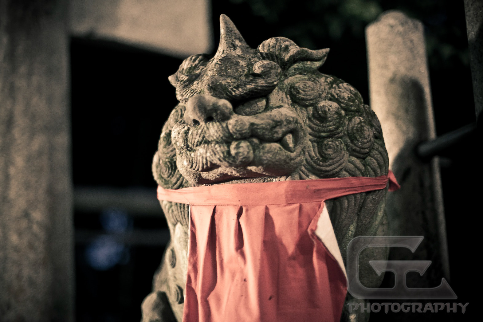 Photograph Stone lion by Guillaume Catella on 500px