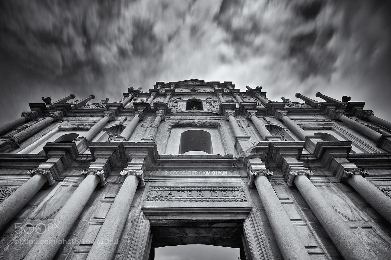 Photograph Ruinas de Sao Paulo @ MACAU by G. Nom on 500px