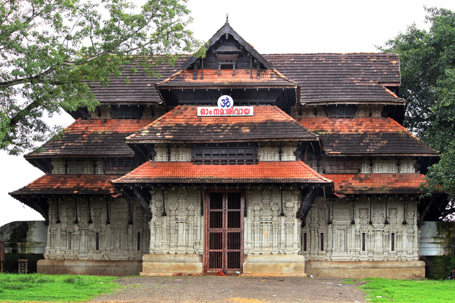 Vadakkunnathan Temple, Thrissur by Picture India on 500px.com