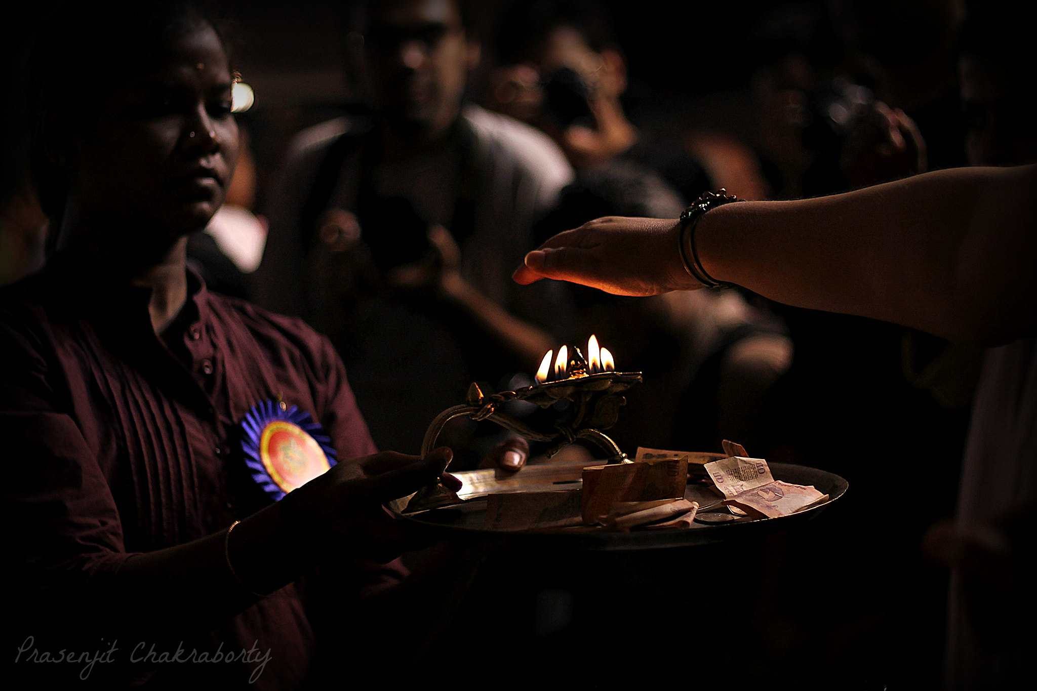 Photograph Sharing The Blessings by Prasenjit Chakraborty on 500px