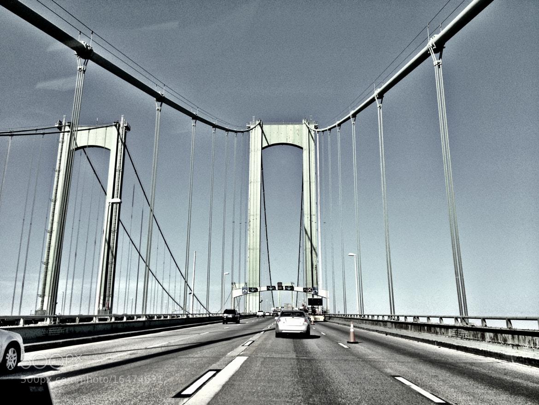 Photograph The Delaware Memorial Bridge by Arun Kumar Duddilla on 500px
