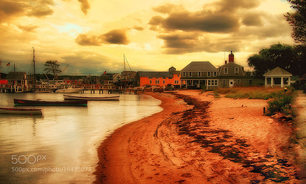 Photograph Vineyard Haven - Martha's Vineyard by Jack Torcello on 500px