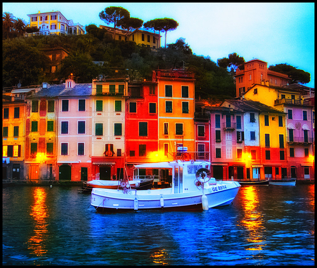 Photograph February Evening - Portofino by Jack Torcello on 500px