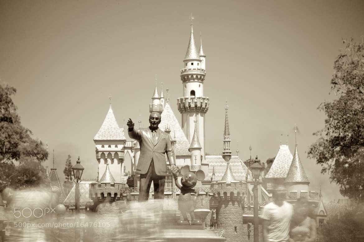 Photograph Walt Disney by juan leon on 500px