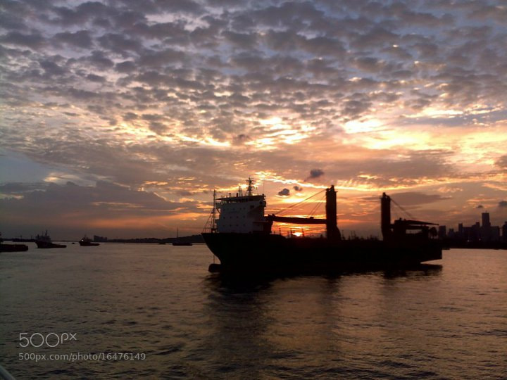 Photograph ~an evening in cruise by Shyam Agrawal on 500px