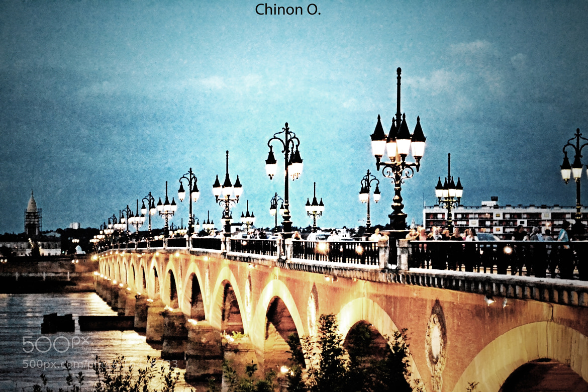 Photograph Roc Bridge by Chinon Orlane on 500px