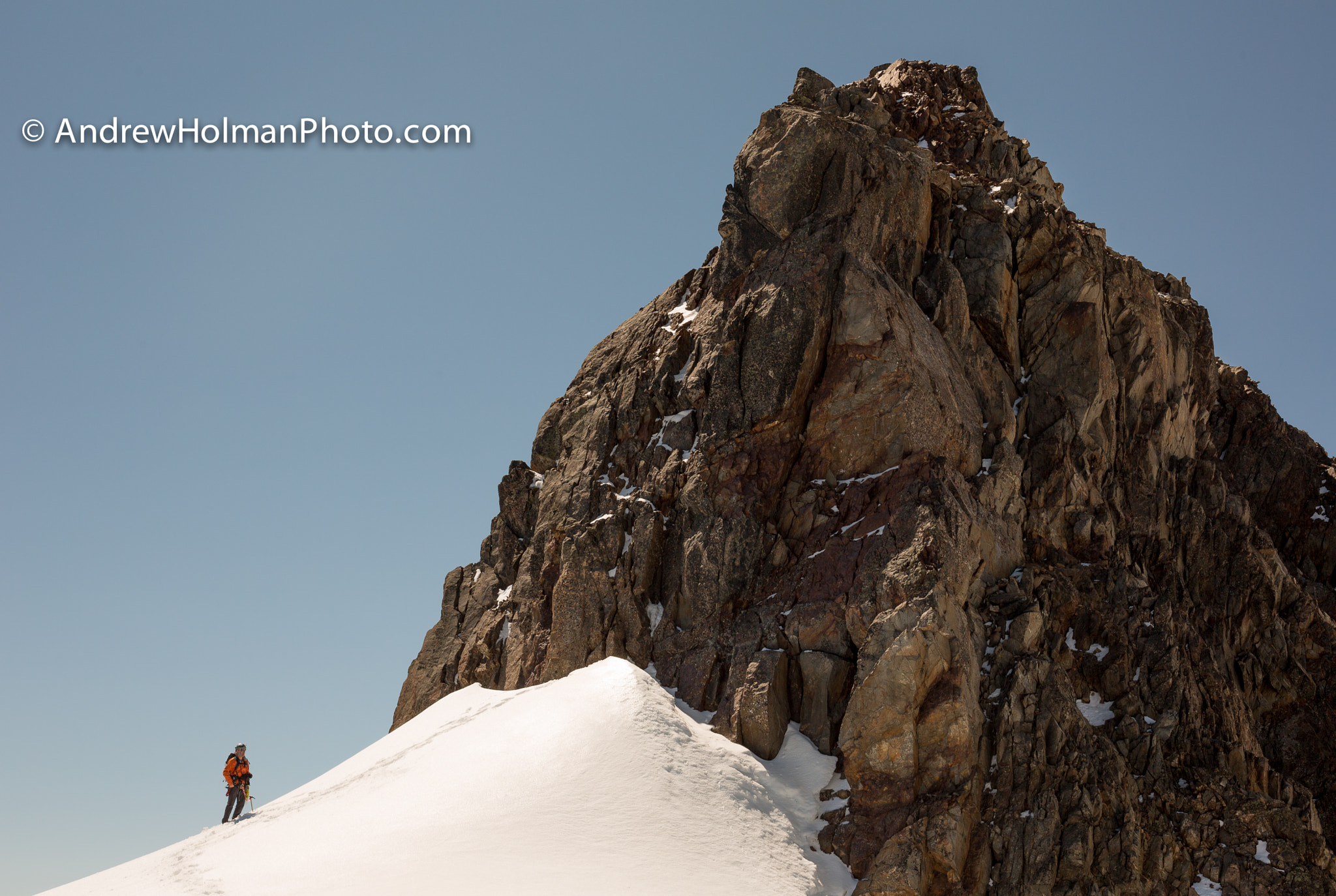 Photograph Mt Olympus Summit Block by Andrew Holman on 500px
