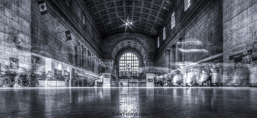Ghosts of Union Station 2