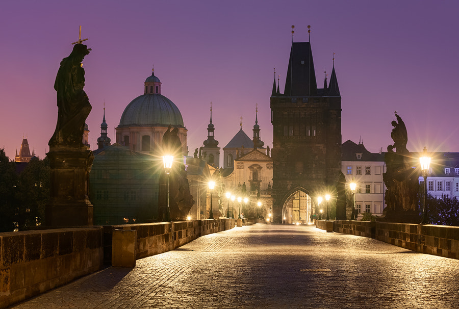 Photograph Charles Bridge by Michael  Breitung on 500px