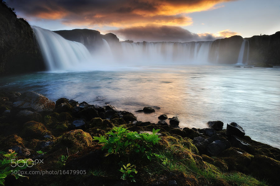 Photograph Godafoss by Andy Mumford on 500px
