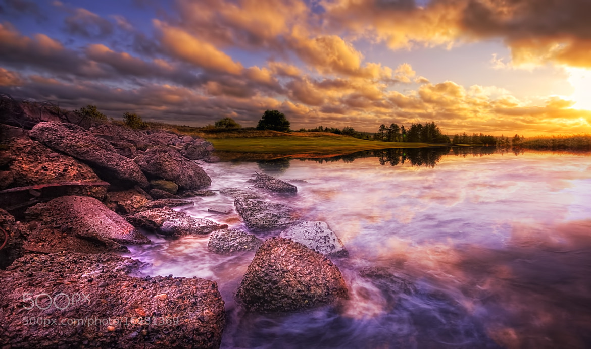 Photograph Rocky waters by Klaus Jensen on 500px
