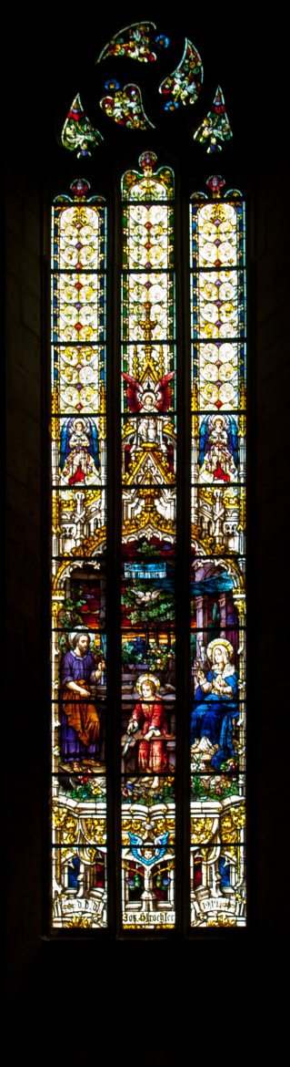 Photograph stained glass by marius2die4  on 500px