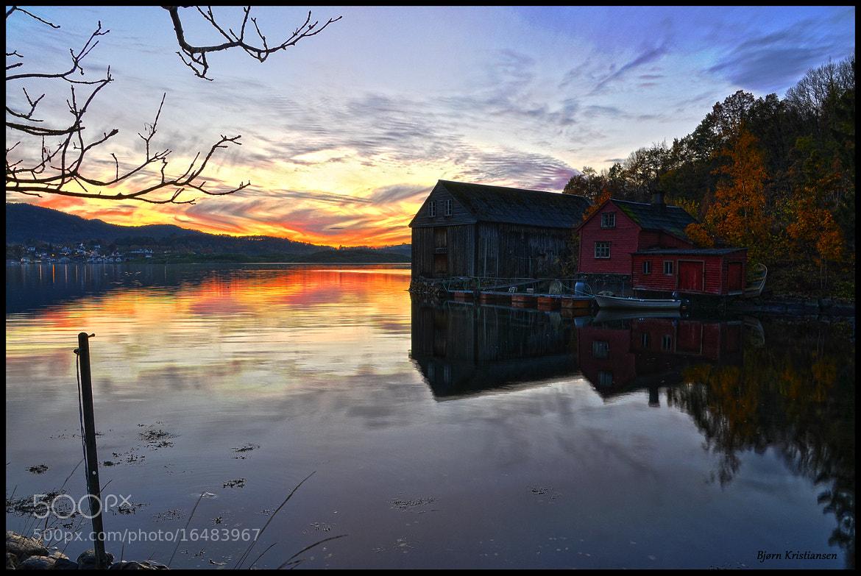 Photograph Skaanevik, Norway by Bjørn Kristiansen on 500px