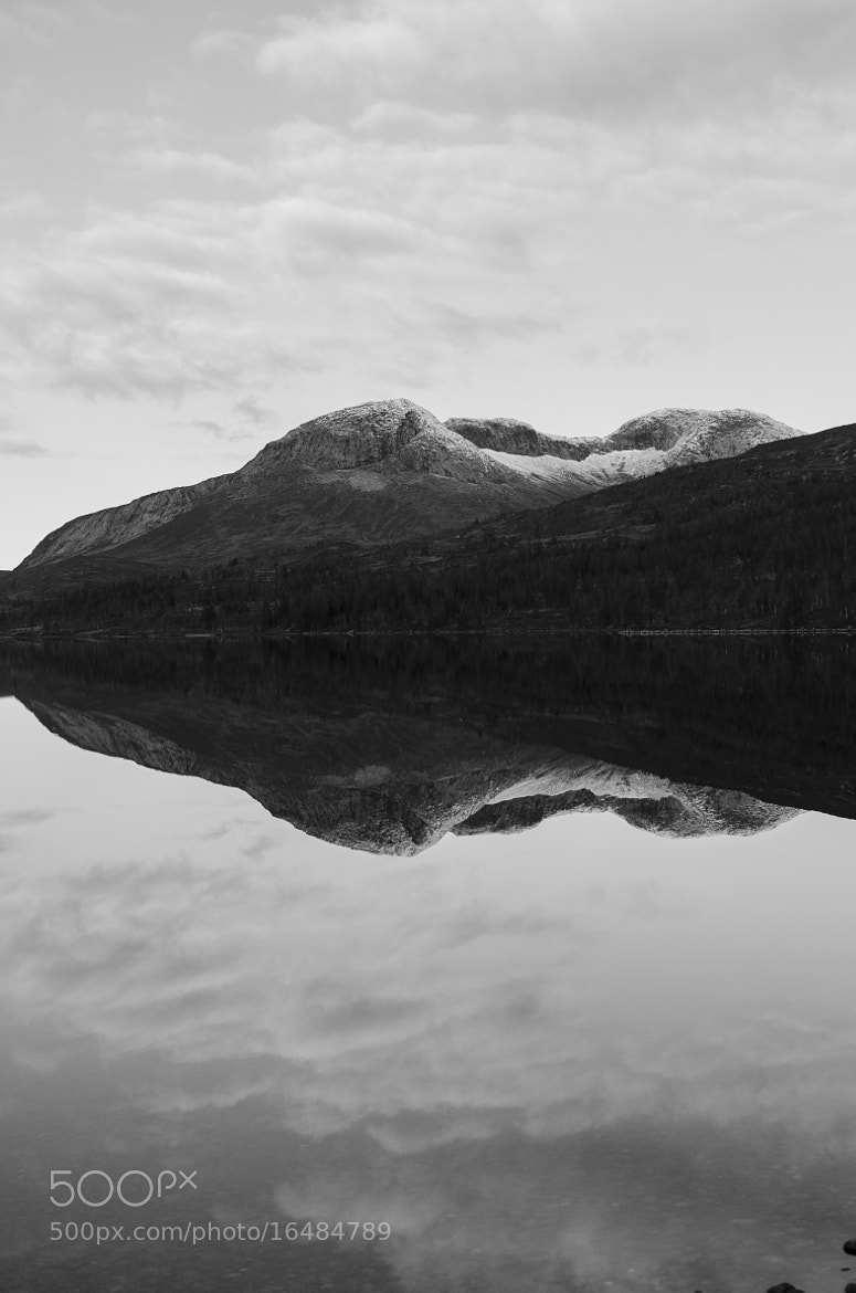 Photograph The mountain by Kolbein Svensson on 500px