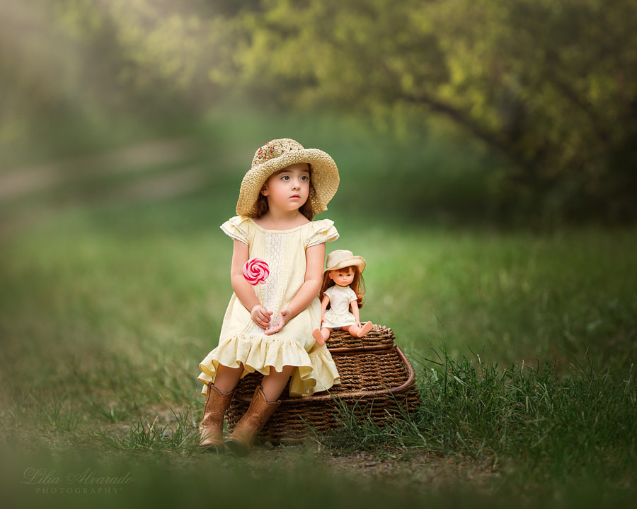 Summer Breeze by Lilia Alvarado